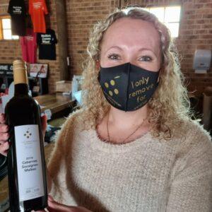 Murrumbateman Winery Masks